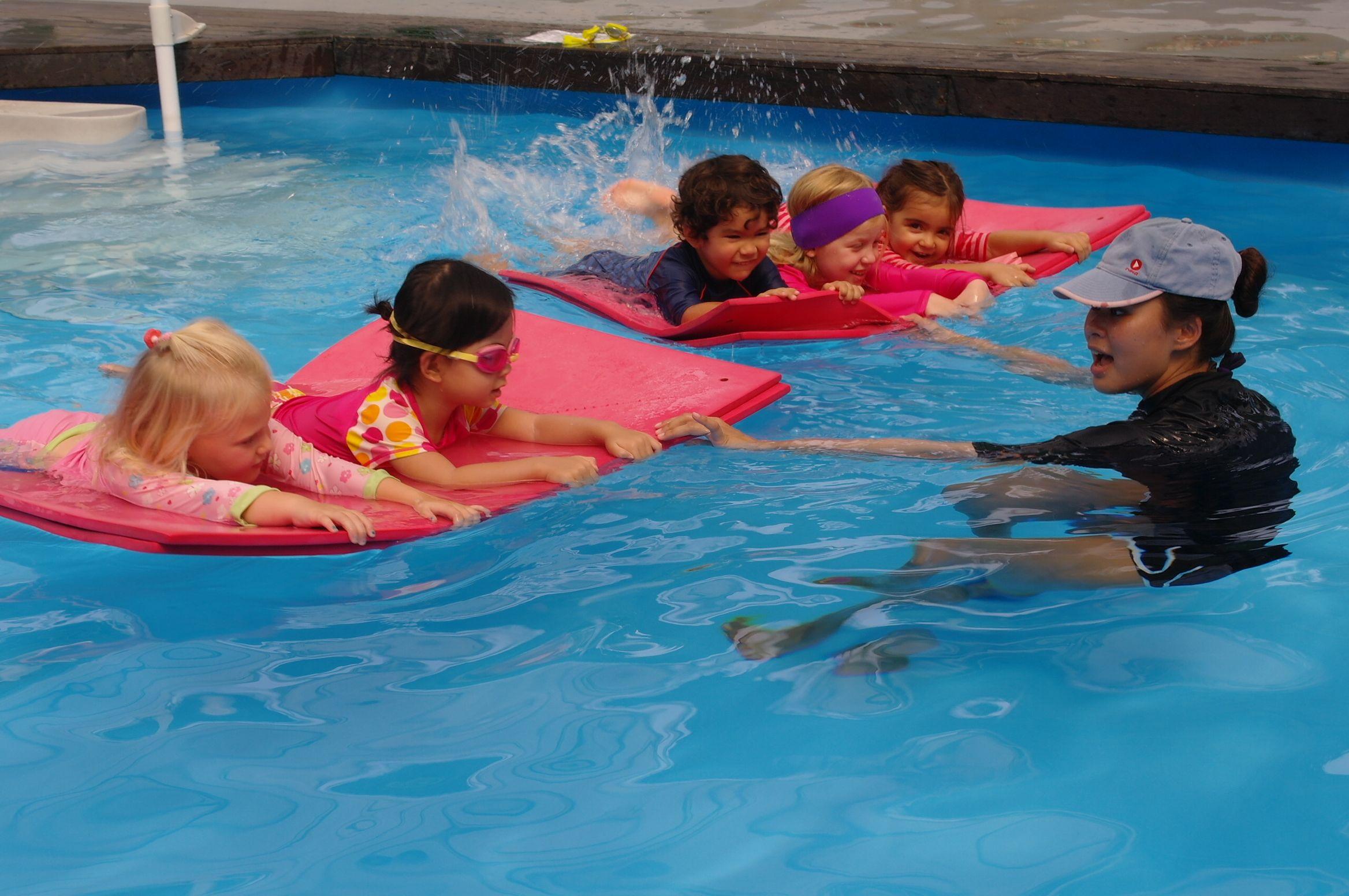swim school Singapore