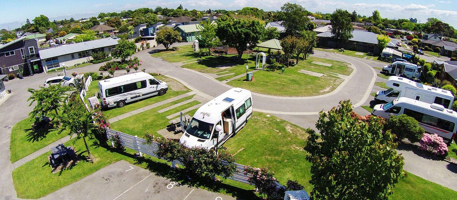 Tips To Help You Choose A Caravan Park