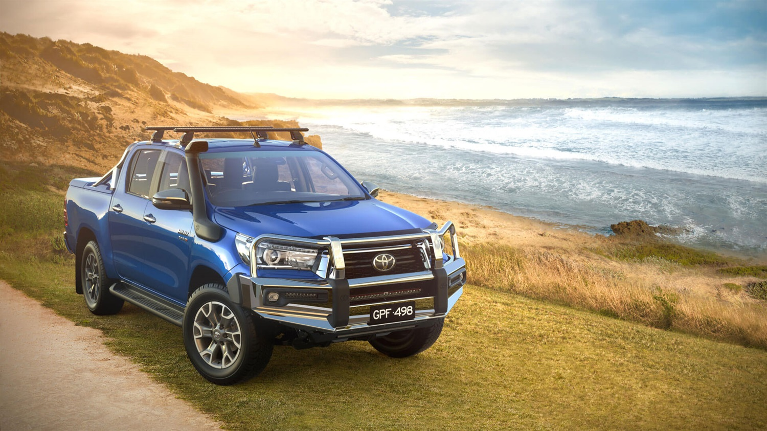 Learn About the Outstanding Features of Toyota Hilux