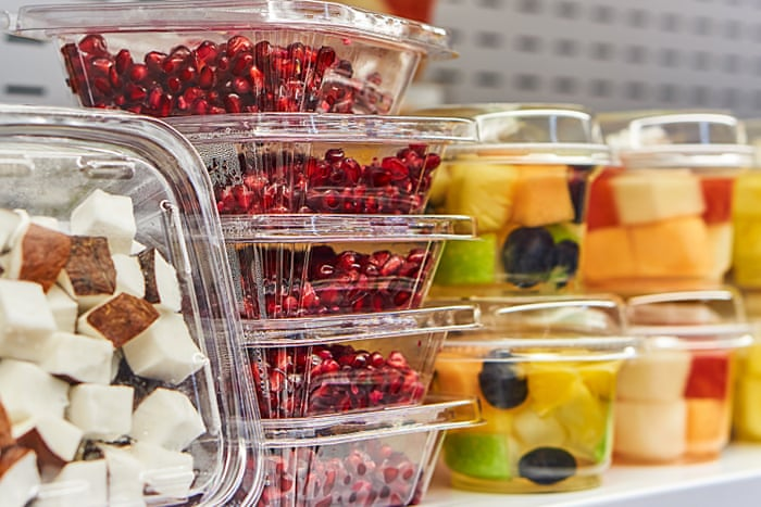 There Are Various Plastic Packaging Materials