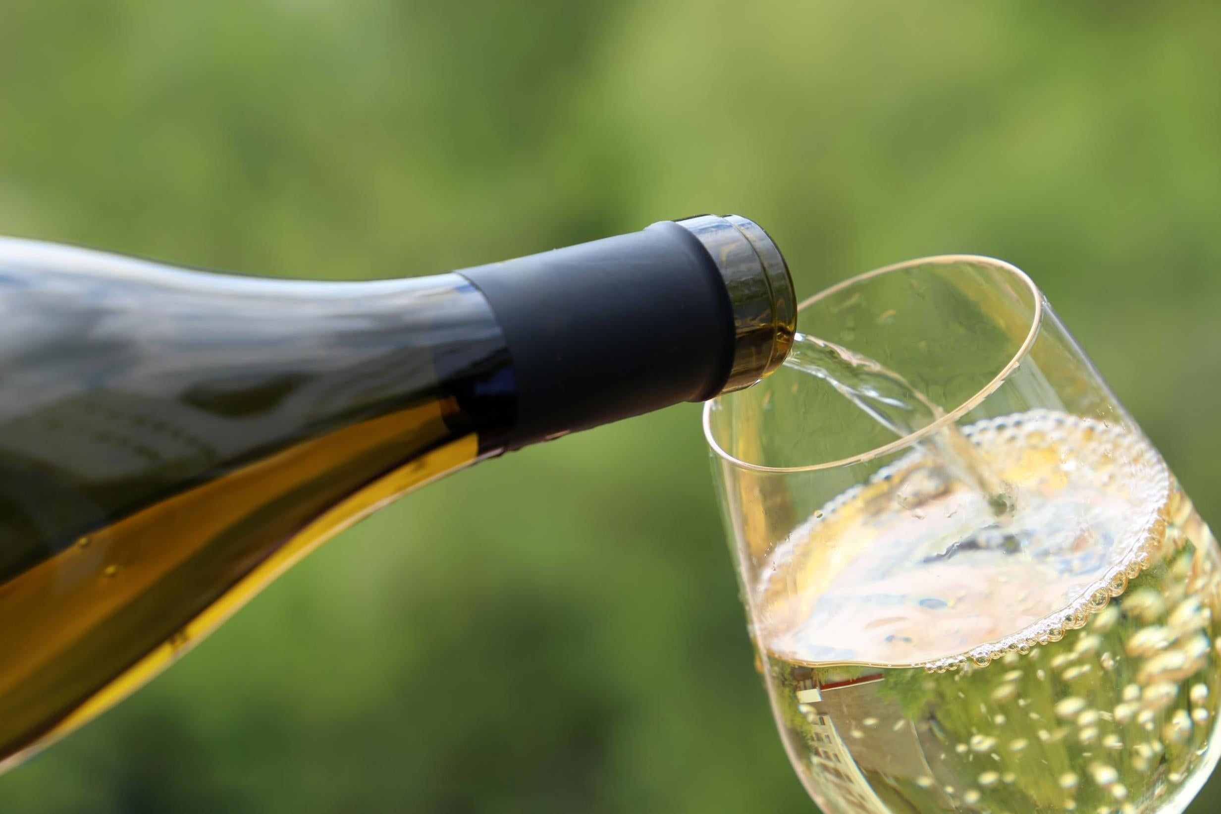 Beginners Basics of choosing different types of white wine