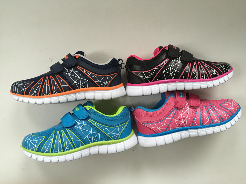 Comfortable And Foamy Sporting Shoes For Kids